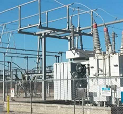 substation project goldsboro, nc