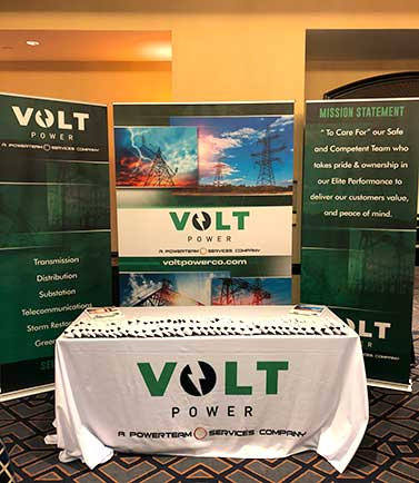 volt power job fair