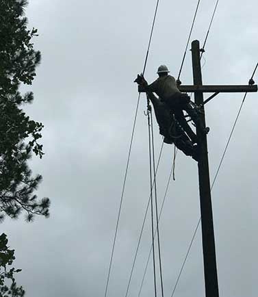 volt power performs joint use audits